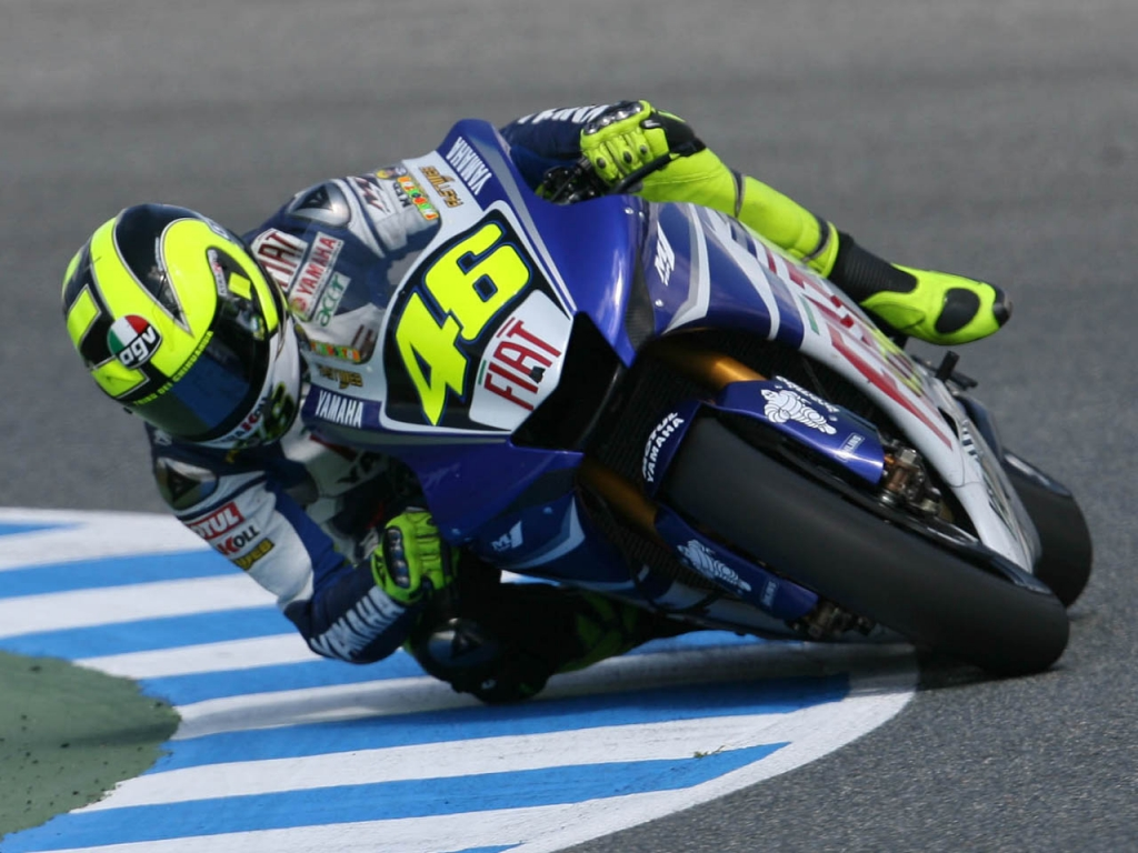 Nice Valentino Rossi | Wolpeper Theme Live Demo